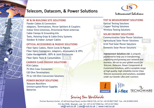Interconnect Solutions Ltd.